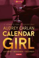Könyv borító - Calendar Girl – Október-November-December