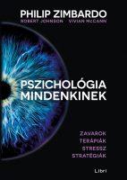 Könyv borító - Pszichológia mindenkinek 4. – Zavarok – Terápiák – Stressz – Stratégiák