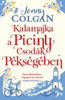 Könyv borító - Kalamajka a Piciny Csodák pékségében