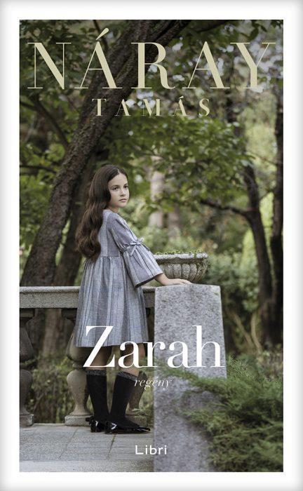 Könyv borító - Zarah