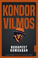Könyv borító - Budapest romokban
