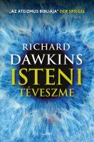 Könyv borító - Isteni téveszme