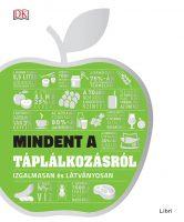 Könyv borító - Mindent a táplálkozásról – Szemléletes ábrák, elképesztő adatok