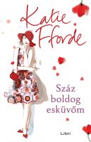 Könyv borító - Száz boldog esküvőm