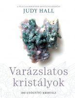 Könyv borító - Varázslatos kristályok – 300 gyógyító kristály