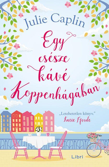 Könyv borító - Egy csésze kávé Koppenhágában