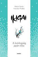 Könyv borító - Ikigai – A boldogság japán titka