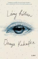 Könyv borító - Lány hóban