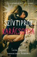 Könyv borító - Szívtiprók karácsonya – Starcrossed-sorozat 4.