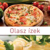 Könyv borító - Olasz ízek