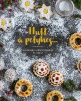 Könyv borító - Hull a pelyhes – 24 adventi aprósütemény és keksz