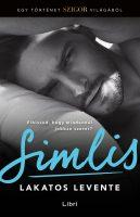 Könyv borító - Simlis – Egy történet a Szigor világából