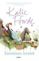 Könyv borító - Szerelmes levelek