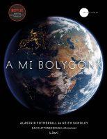 Könyv borító - A mi bolygónk