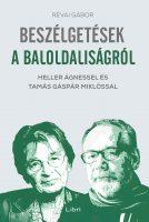 Könyv borító - Beszélgetések a baloldaliságról