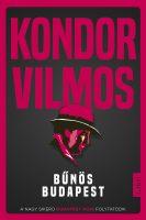 Könyv borító - Bűnös Budapest