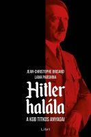 Könyv borító - Hitler halála – A KGB titkos anyagai