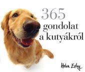 Könyv borító - 365 gondolat a kutyákról