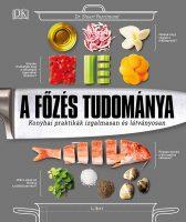Könyv borító - A főzés tudománya