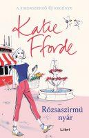 Könyv borító - Rózsaszirmú nyár