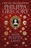 Könyv borító - A másik Boleyn lány