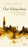 Könyv borító - Ősz Velencében