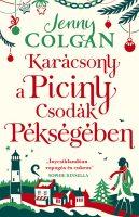 Könyv borító - Karácsony a Piciny Csodák Pékségében