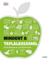Könyv borító - Mindent a táplálkozásról