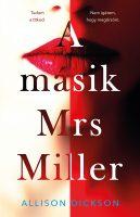Könyv borító - A másik Mrs. Miller