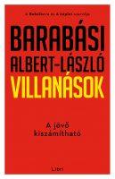 Könyv borító - Villanások – A jövő kiszámítható