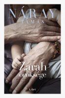 Könyv borító - Zarah öröksége