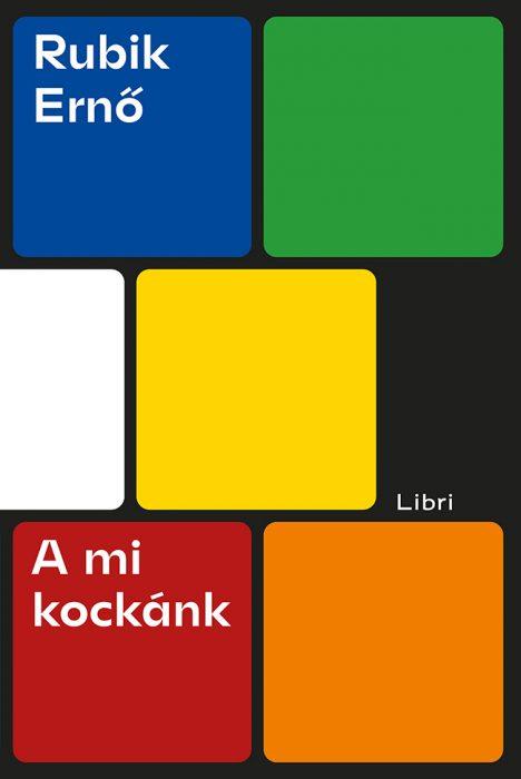 Könyv borító - A mi kockánk