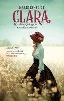 Könyv borító - Clara – Egy világot felforgató szerelem története