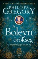 Könyv borító - A Boleyn-örökség