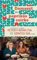 Könyv borító - Damaszt és paprikás csirke