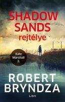 Könyv borító - Shadow Sands rejtélye
