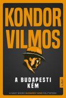 Könyv borító - A budapesti kém