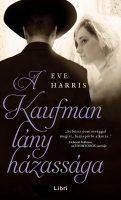 Könyv borító - A Kaufman lány házassága