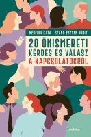 Könyv borító - 20 önismereti kérdés és válasz a kapcsolatokról