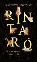 Könyv borító - Rintaró és a könyvek útvesztője